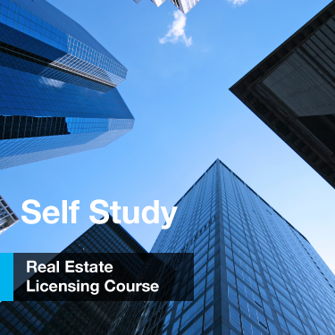 Real Estate Licensing Course (Self Study)